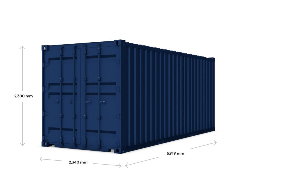 20' Dry Freight